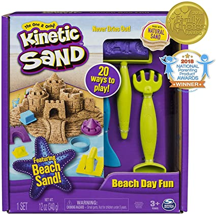 Beach Day-Kinetic Sand Kit