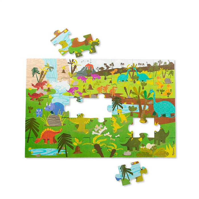 Natural Dinosaur Puzzle MD