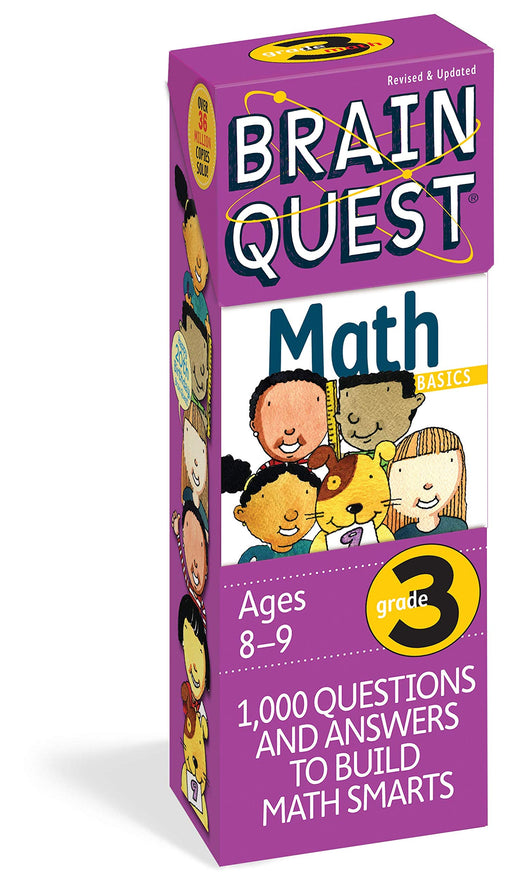Brain Quest Grade 3 Math