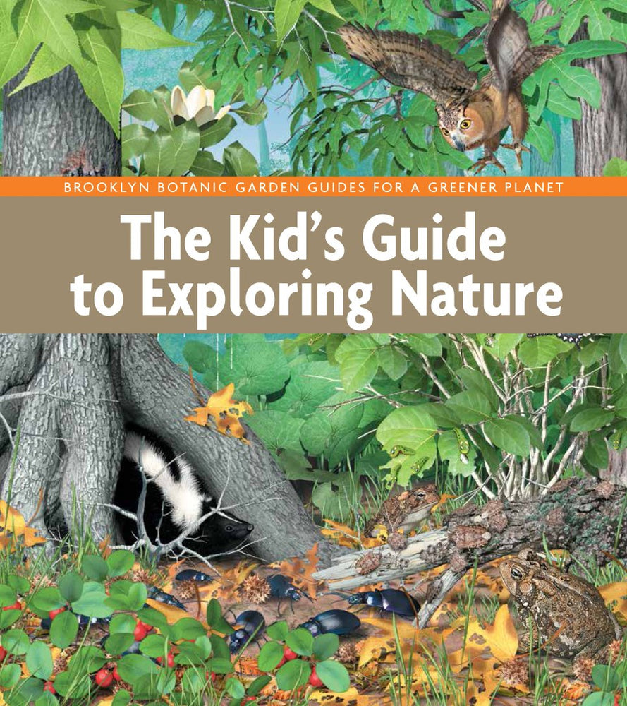 Kids Guide to Exploring Nature