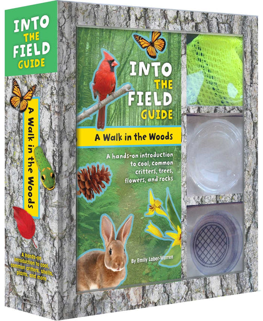 A Walk in the Woods: Into the Field Guide Kit