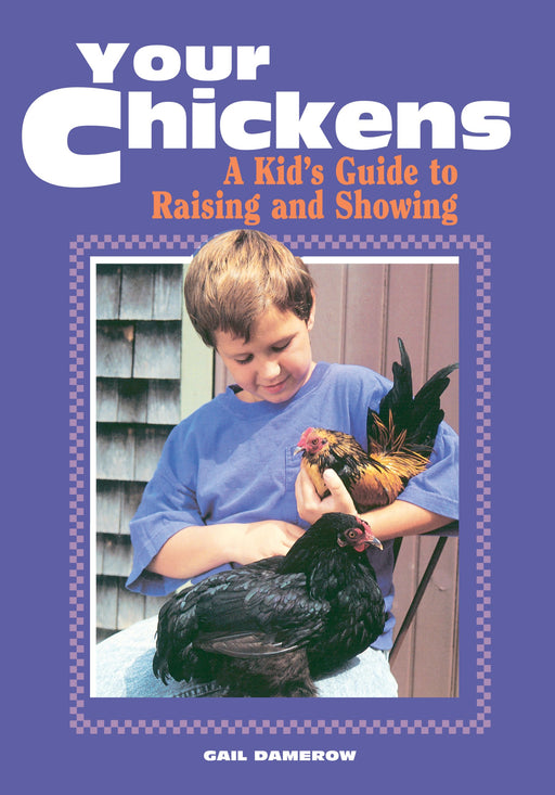 A Kids Guide - Chickens