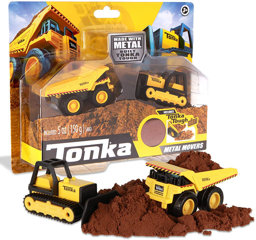 Tonka Metal Movers