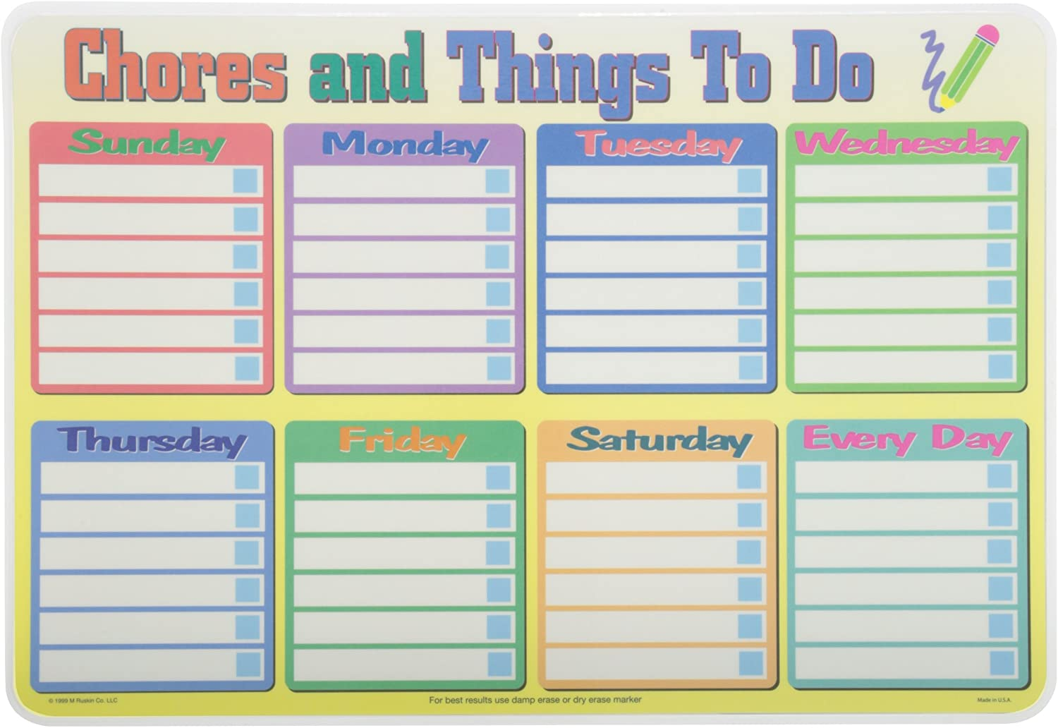 Calendar and Things To Do - mat