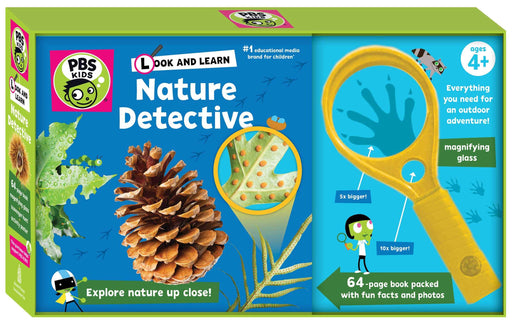 Look and Learn Nature Detective  (PBS Kids)