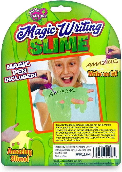 Magic Writing Slime