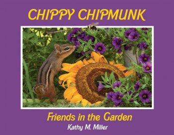 Chippy Friends in the Garden