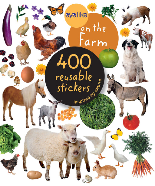 Farm eyelike Stickers