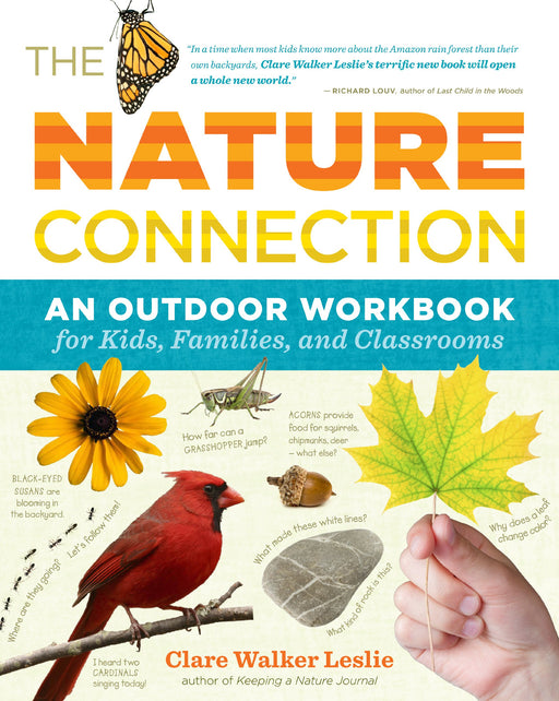Nature Connection an Outdoor Workbook