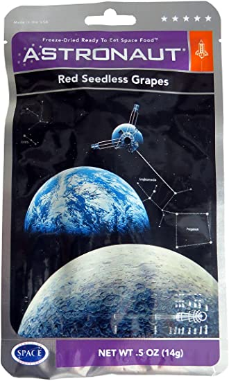 Astro Red Seedless Grapes