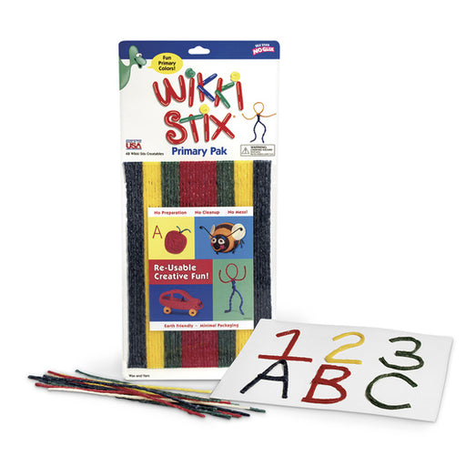 Wikki Stix -Original color set
