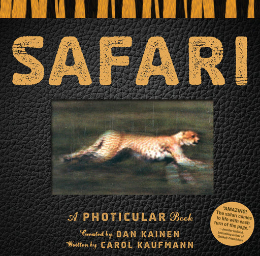 Safari Photicular Book
