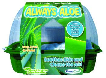 Alex Soothing Aloe Micro Dome