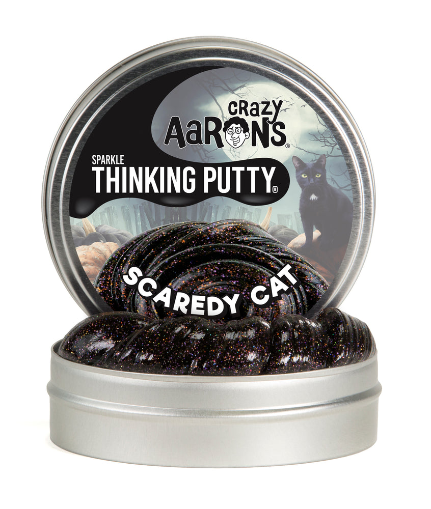Scaredy Cat - LE Thinking Putty