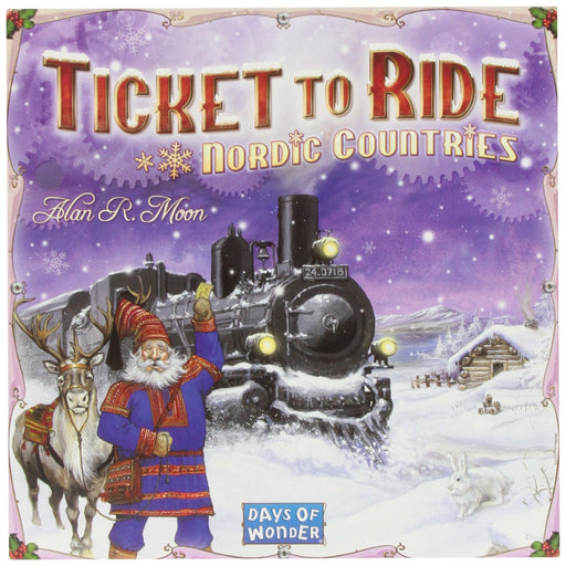 Ticket To Ride - Nordic