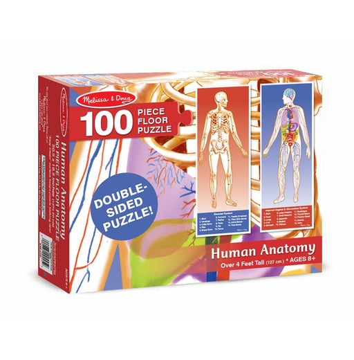 Human Anatomy - floor puzzle M&D