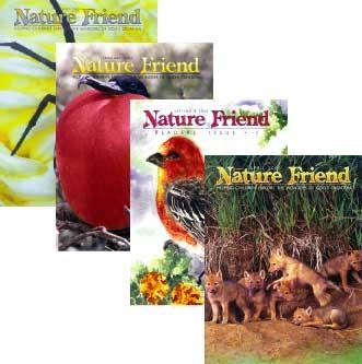 1-Year Nature Friend Magazine