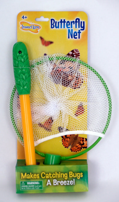 Butterfly Net Insect Lore