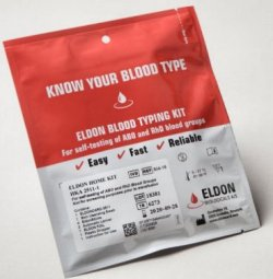Blood Type kit
