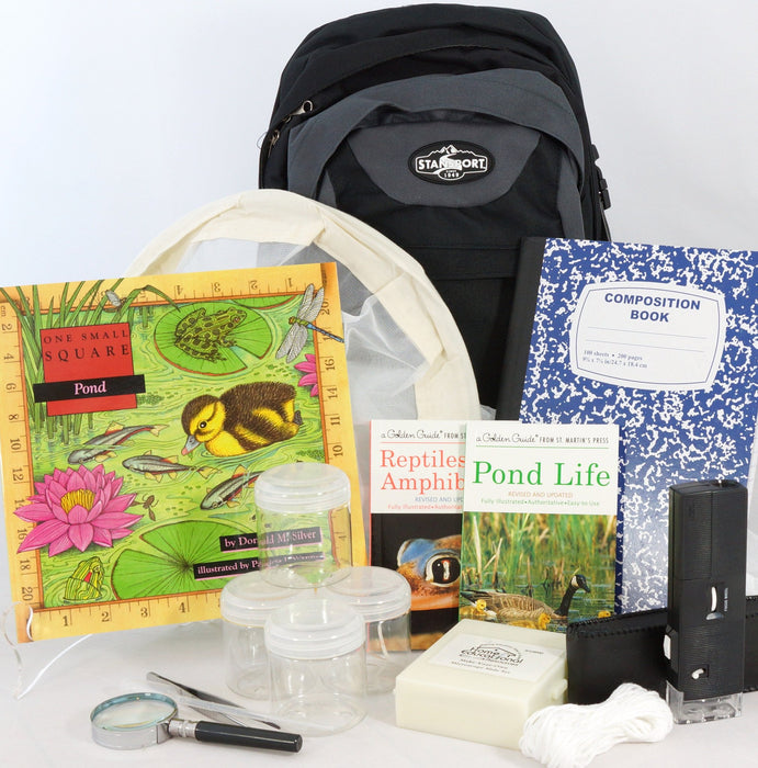 Explorer Backpack Nature Kits!