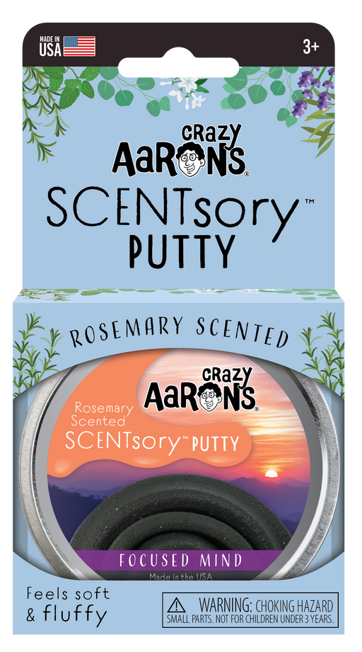 Crazy Aarons SCENTsory Putty- Rosemary