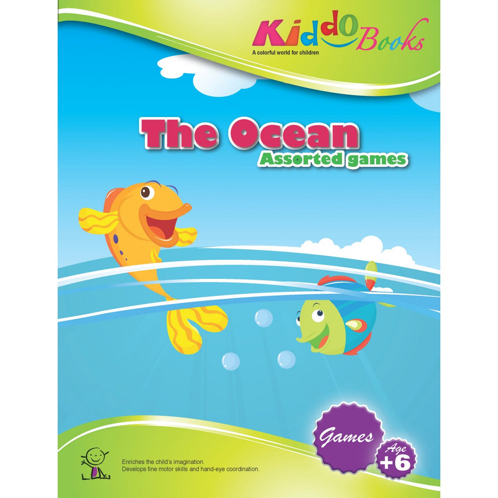 The Ocean Asst Games book