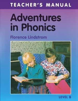 Adventures in Phonics TED  B