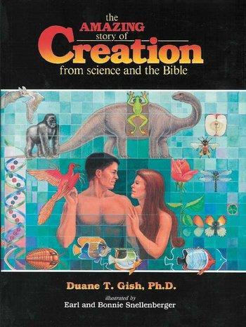 The Amazing Story of Creation