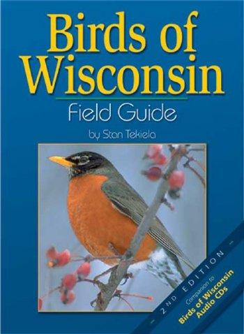 Birds of Wisconsin F.G.+CDs