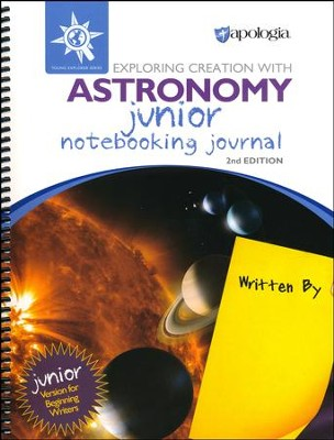 Astro. Jr Notebooking Journal