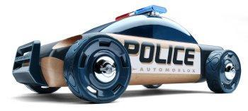 S9 Police Car Automoblox