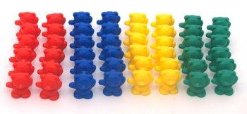 Bear counters - 48pcs