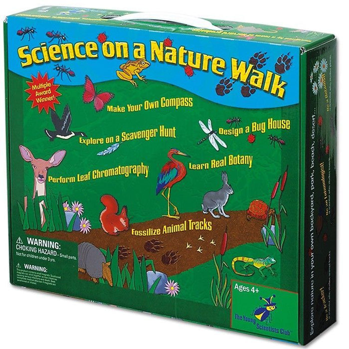 Science on a Nature Walk