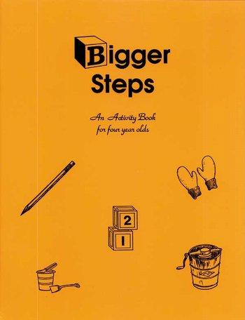 Bigger Steps-Preschool