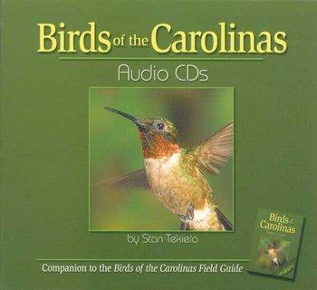 Birds of Carolinas Audio CDs