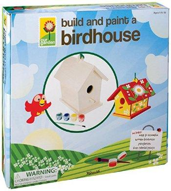 Build and paint Birdhouse