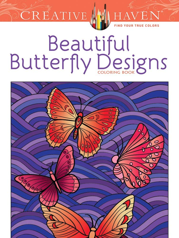 Beautiful Butterfly Designs CH cb