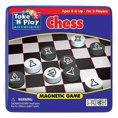 Magnet Game Tin - Chess
