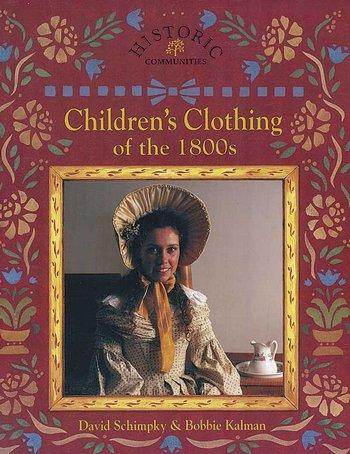 Historic: Clothing 1800's