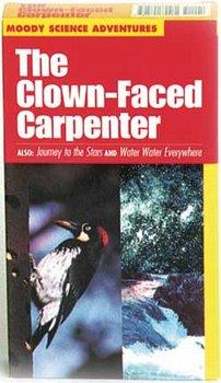 The Clown-Faced Carpenter VHS