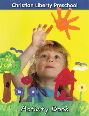 CLP Preschool Activity Book