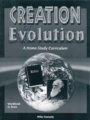 Creation or Evolution Tests
