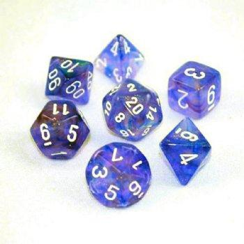 7 Dice set w/Bag
