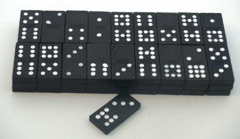 Double-nine dominoes