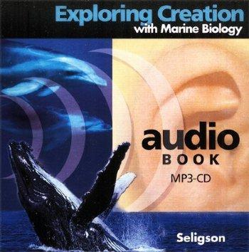 Marine Biology Audio  MP3-CD