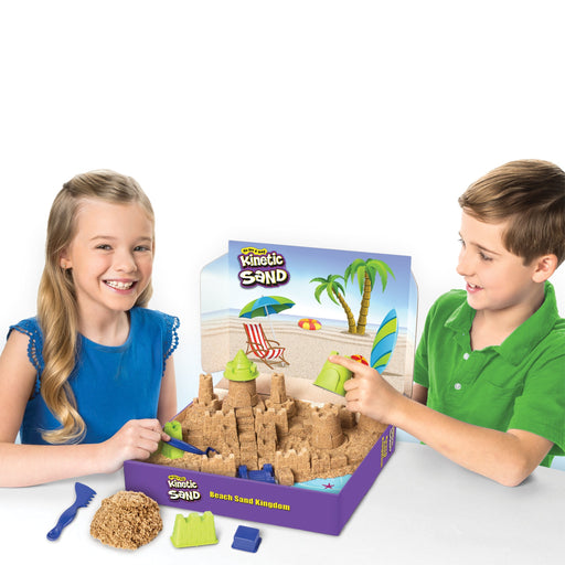 Beach Sand Kingdom-Kinetic Sand