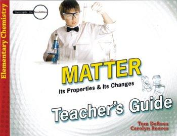 Matter - Teachers Manual