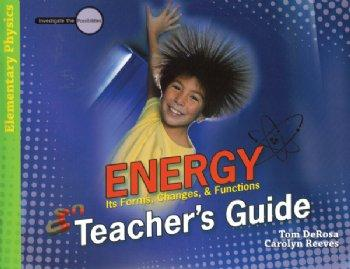 Energy - Teachers Manual