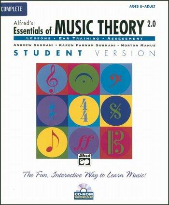 Essentials of Music Theory-CD