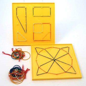 Geoboards - 2pcs